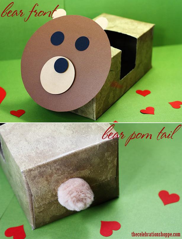 how to make a valentine mailbox