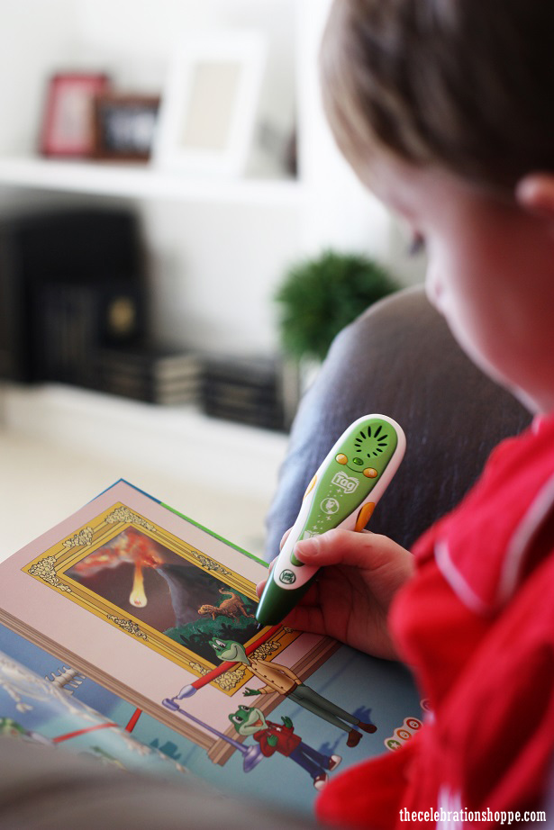 Raise a Reader with LeapFrog