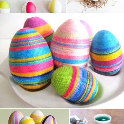7 easter egg dying techniques and tips