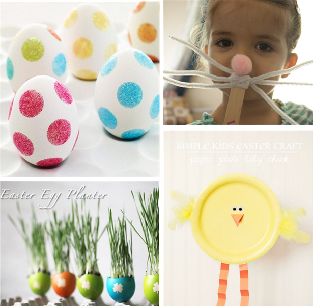 Easter collage - revised
