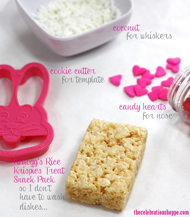 Easy Easter Bunny Treats