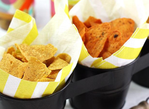 The celebration shoppe healthy party snacks 8320wt