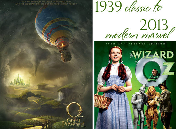 Wizard of oz the great and powerful