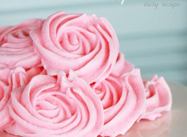 Easy meringue recipe 3 wt