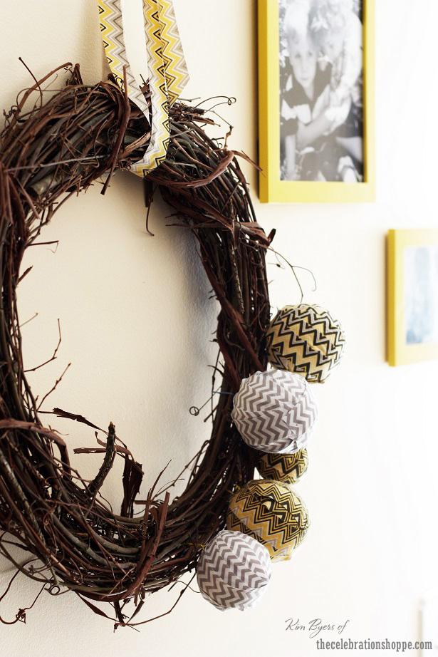 The celebration shoppe diy grapevine wreath 8585wl