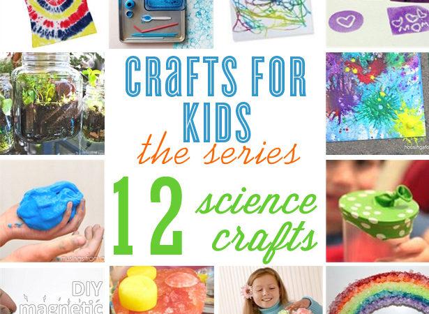 12 summer science crafts for kids