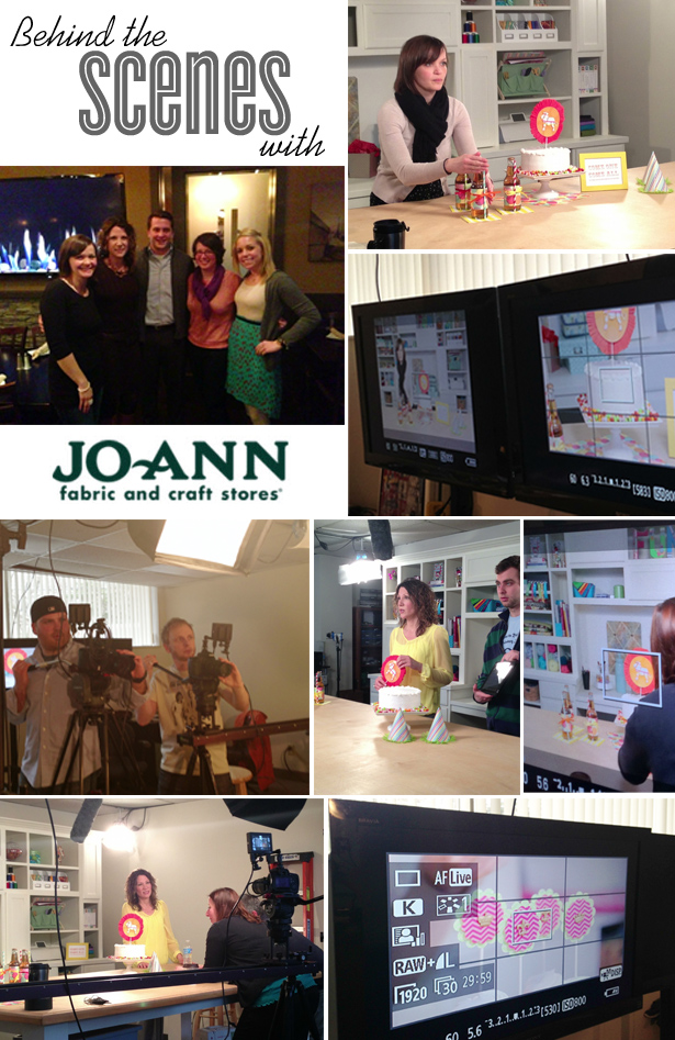 Behind the scenes with joann stores