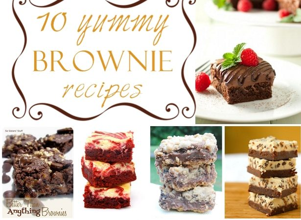 Brownie collage final