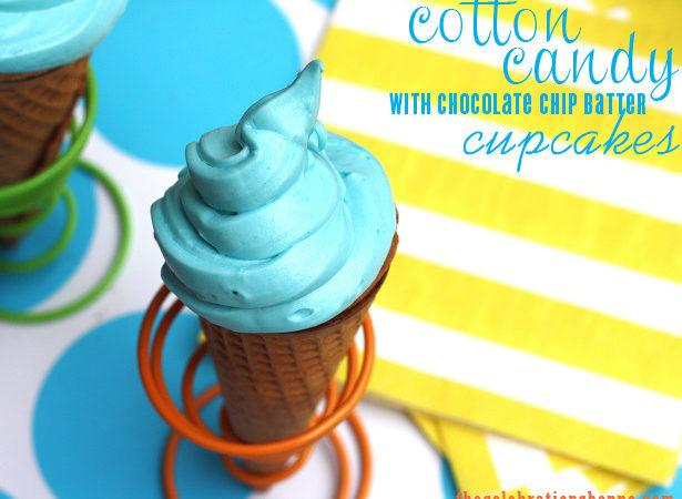 The celebration shoppe cotton candy treats 0218