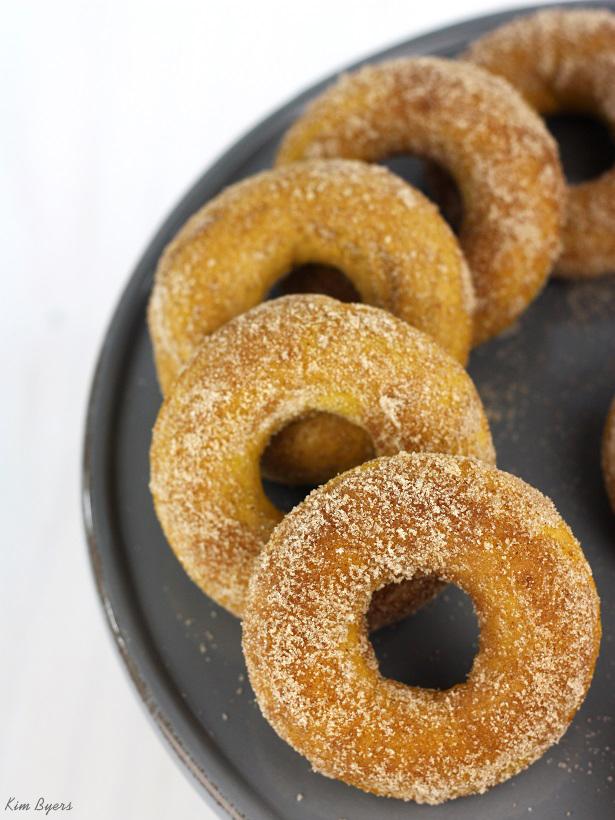 Pumpkin Donut Recipe | TheCelebrationShoppe.com
