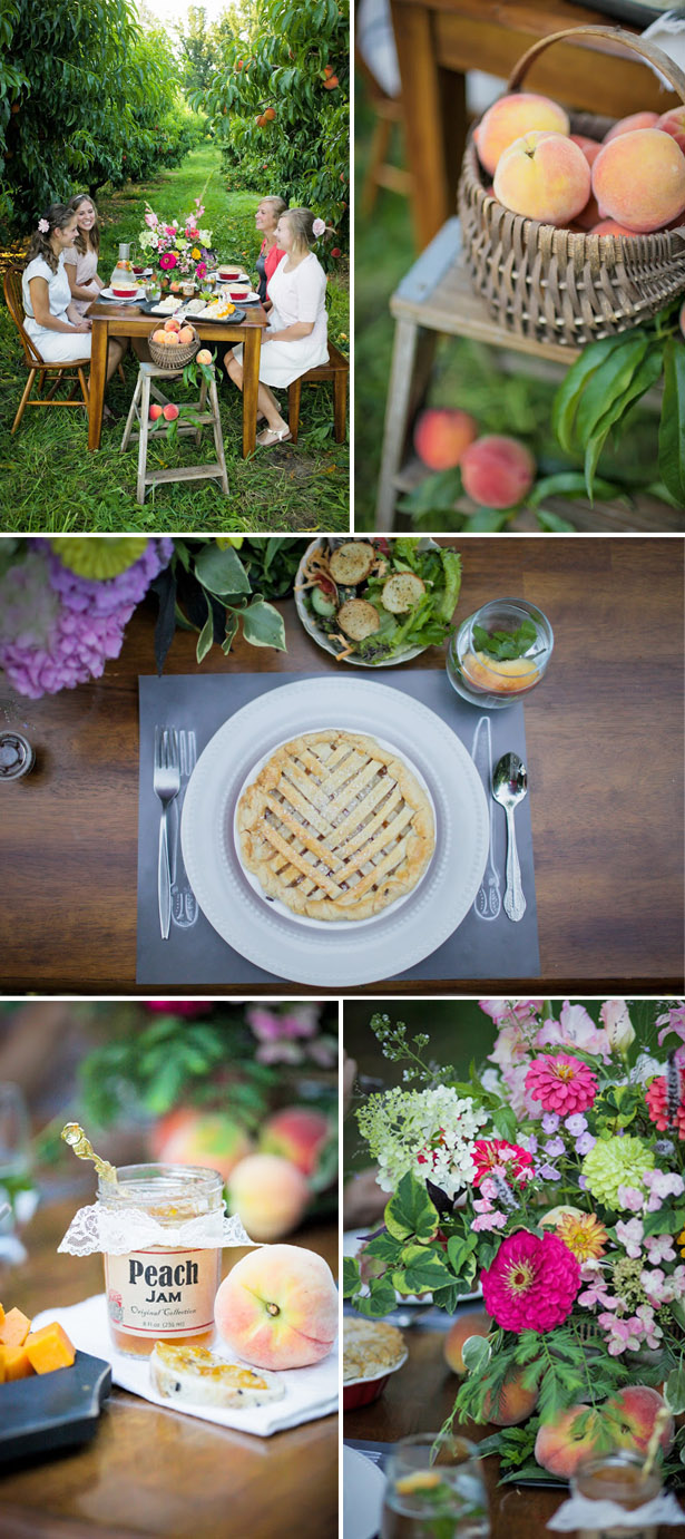 Peach Harvest Party