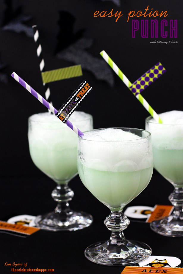 Halloween potion punch 6264wt