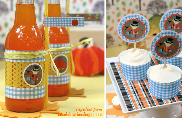 Fall Harvest Party from TheCelebrationShoppe.com