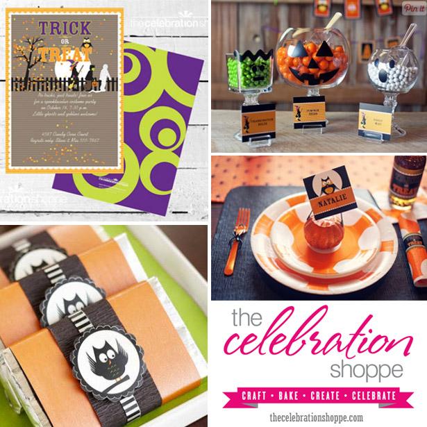Halloween with TheCelebrationShoppe.com   Kim Byers