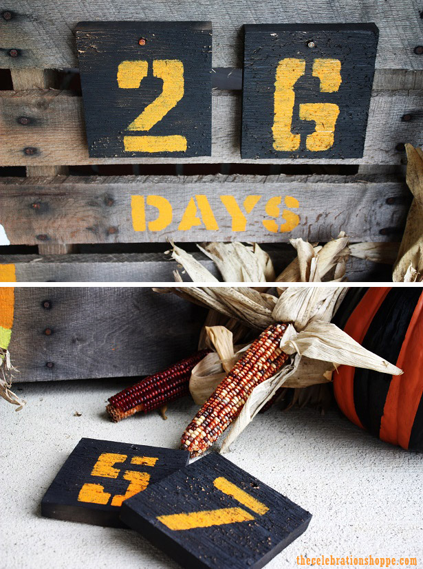 Countdown to Halloween | TheCelebrationShoppe.com