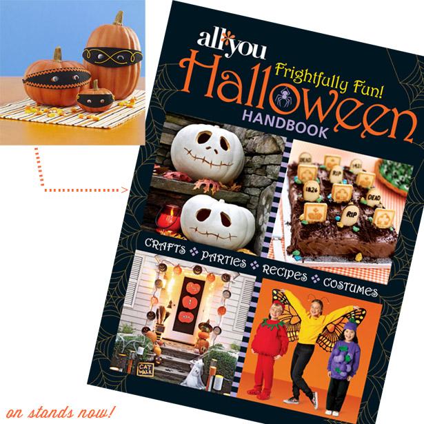 All You Halloween Handbook | Kim Byers