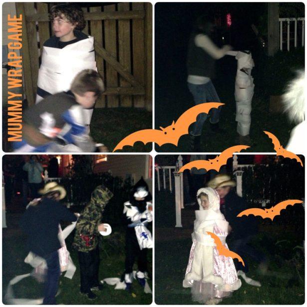Mummy Wrap Halloween Game   Kim Byers