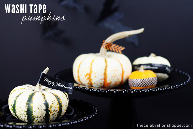 The celebration shoppe washi tape pumpkins 0379wt