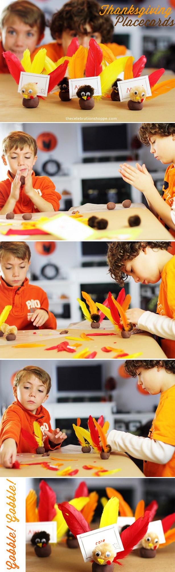 Thanksgiving kid craft