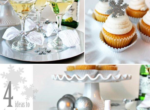 4 ways to make your holiday table sparkle