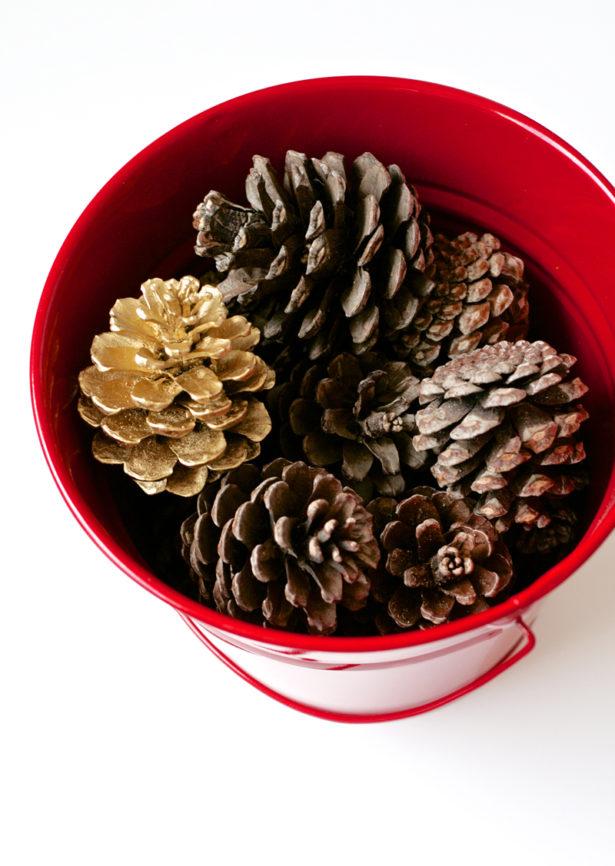 Pine Cone Toss Game | Paging Supermom via TheCelebrationShoppe.com