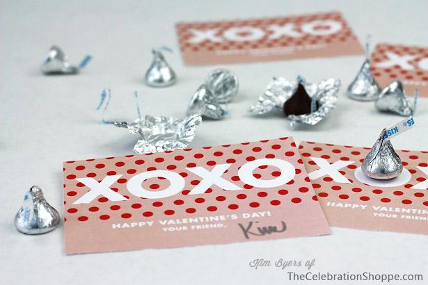Class Valentine | Free Download TheCelebrationShoppe.com