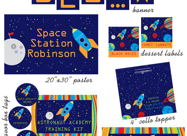 Space story board