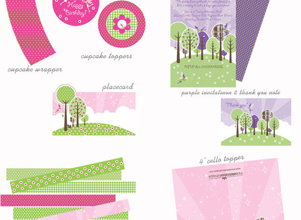 Fairy collection board web