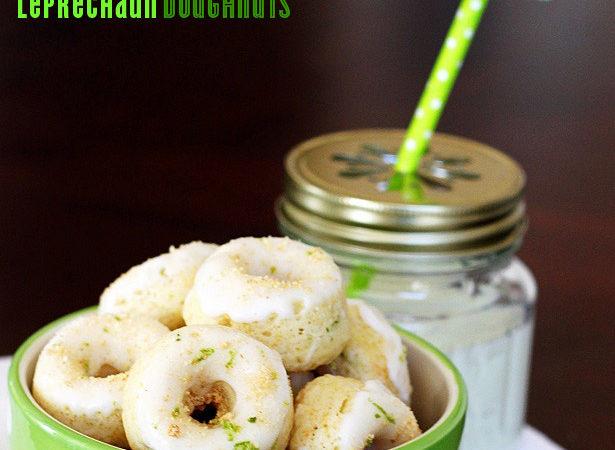 1 key lime pie leprechaun donuts