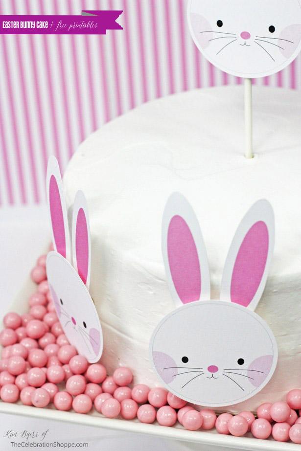 Kim byers bunny cake 2945