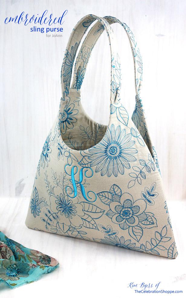 Kim byers sling purse pattern 2127