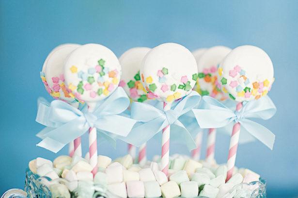 Cookie Pops from Jenny Keller's Eat More Desserts