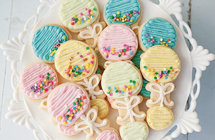 Eat more dessert book cookies