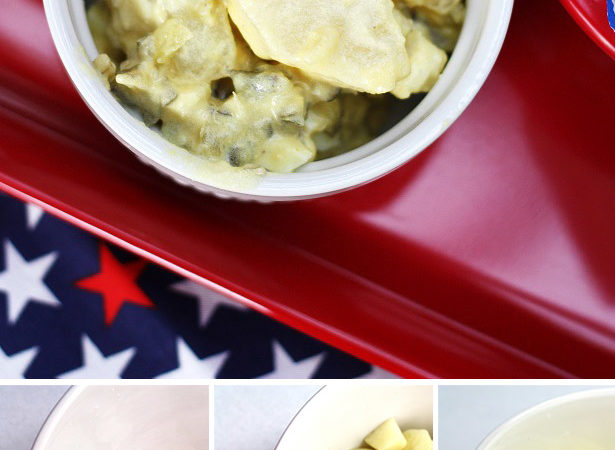 Southern potato salad recipe kim byers