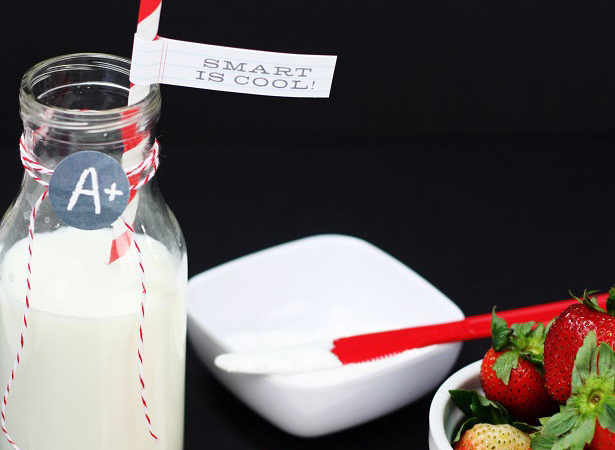 Strawberry rice krispies treats slider kim byers