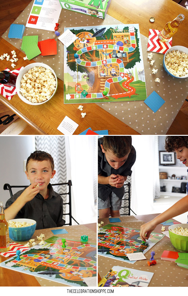 Qs Race To The Top Board Game | Teaching Emotional Intelligence