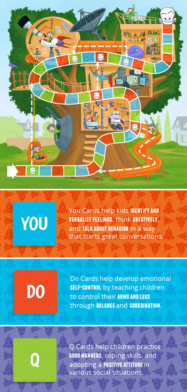 Q's Race To The Top | Teach Emotional Intelligence