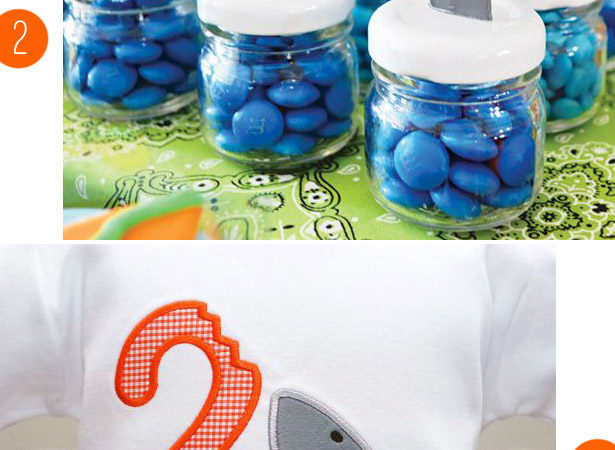 Shark week party ideas curated kim byers