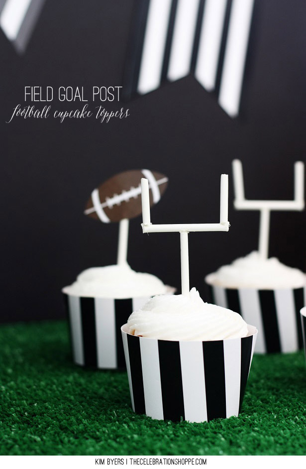Football field goal cupcakes kim byers1