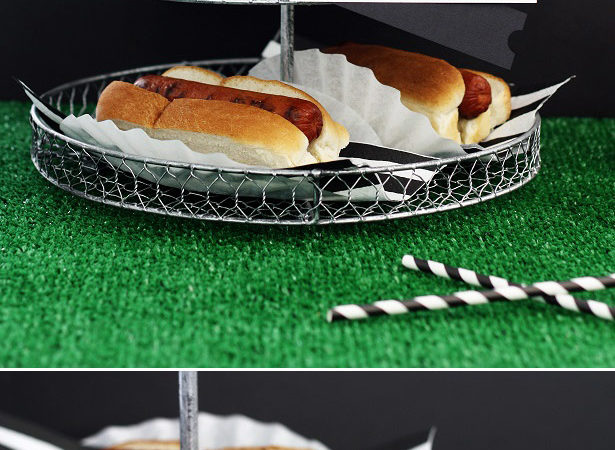 Tailgating party ideas with kim byers