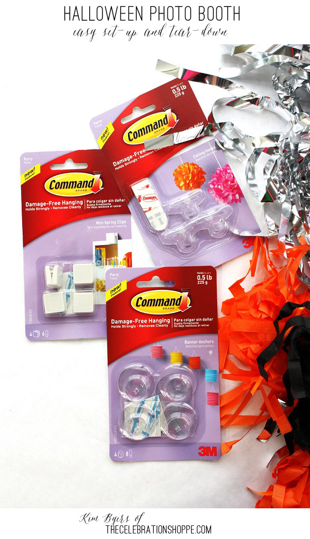 Party Hangers from Command | Kim Byers