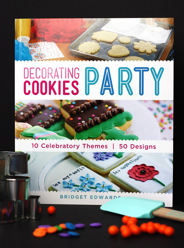 Decorating cookies party by bridget edwards