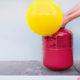 Diy balloon easter eggs balloon time studio diy