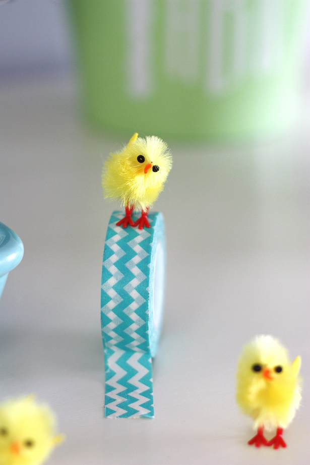 Fuzzy Easter Chicks | Easter Inspiration with Kim Byers