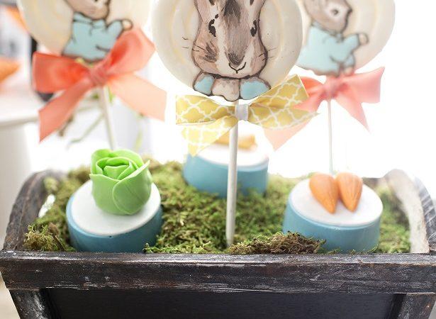 Peter rabbit baby shower 10