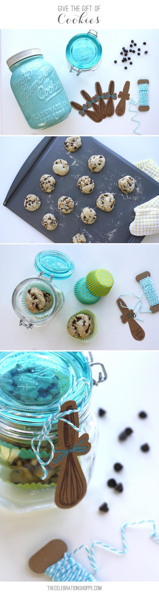 Cookie Jar Gift Idea | Kim Byers