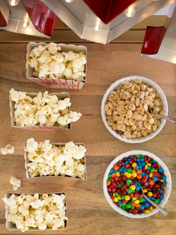 Family Movie Night Treats