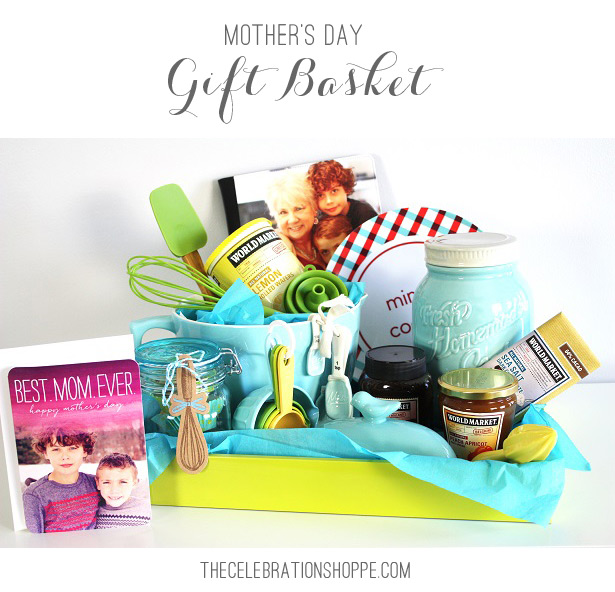 Mothers day gift basket kim byers