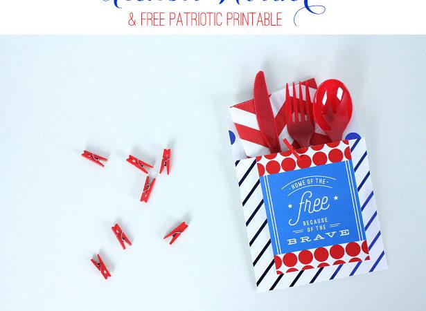 1 patriotic utensil holder kim byers