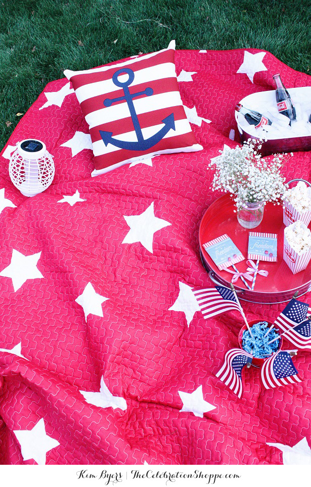 Picnic Ideas for the 4th of July   @kimbyers